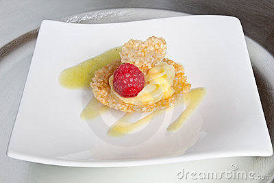 Fruity Tuille