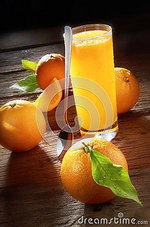 Fruktsaftorange