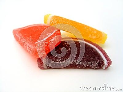 Fruta 1 dos doces