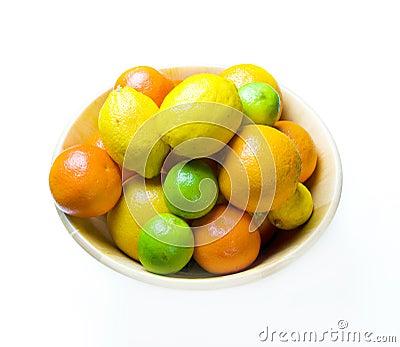 Frutas cítricas trazem benefícios à saúde