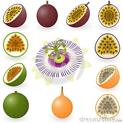 Fruta de pasión