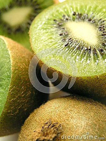 Fruta de quivi