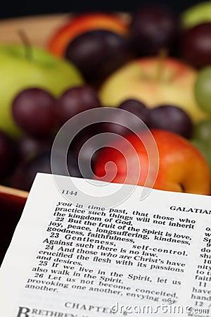 Fruta del alcohol
