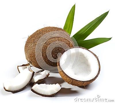 Fruta del coco