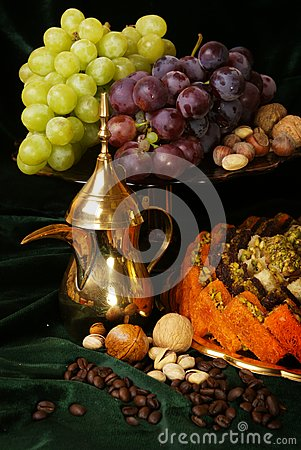 A fruta-parte
