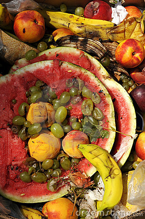 Frutas podres