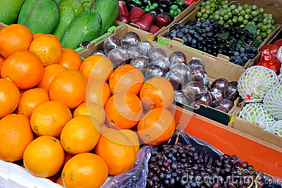 Frutta ricca