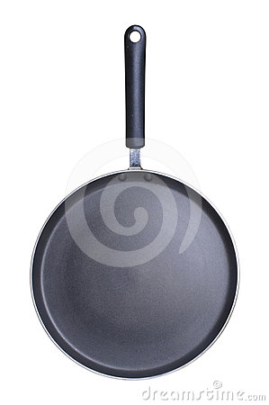 Free Frying Pan Royalty Free Stock Photography - 24563097