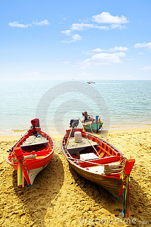 Free Fshing Boats Royalty Free Stock Images - 12455089