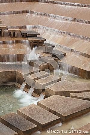 Ft Worth Water Gardens