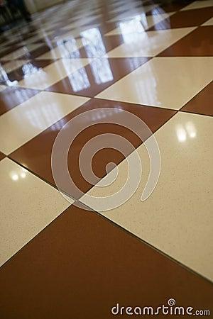 Fußbodenfliesen
