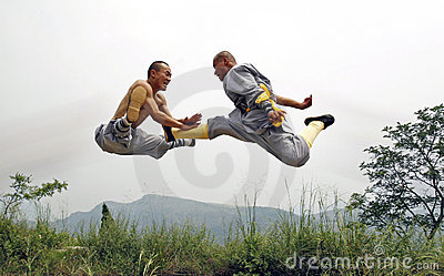 Fu chinois de kung