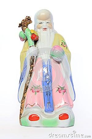 Free Fu Lu Shou Stock Photos - 57686153