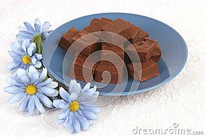 Fudge & Flowers