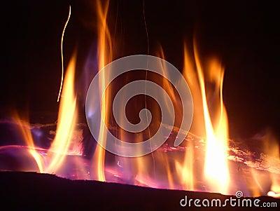 Fuego πυρκαγιάς EL