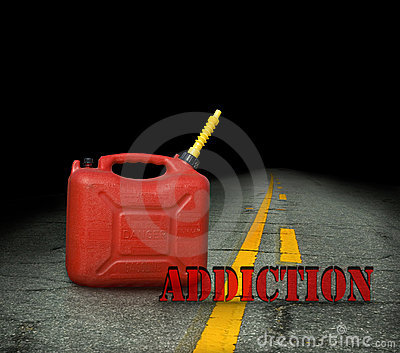 Fuel addiction