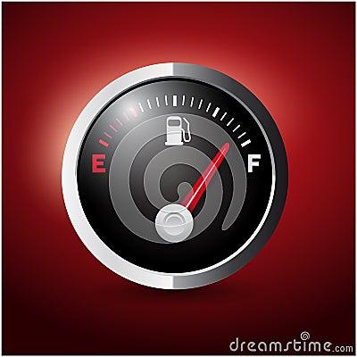 Fuel button