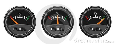 Fuel Gages