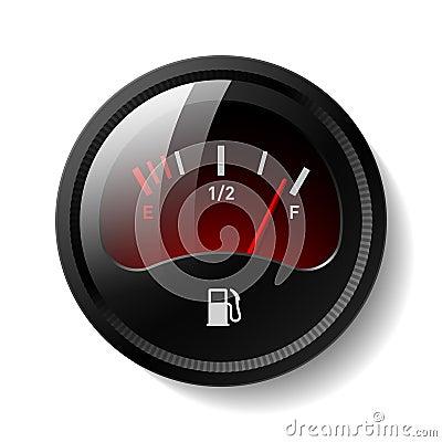 Fuel gauge