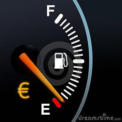 Free Fuel Gauge Royalty Free Stock Images - 3794789
