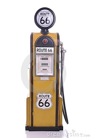 Free Fuel Pump Royalty Free Stock Image - 15542776