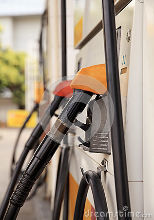 Free Fuel Pump Dispensers Stock Image - 28706311