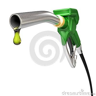 Fuel pump nozzle