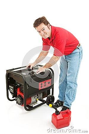 Fueling the Generator