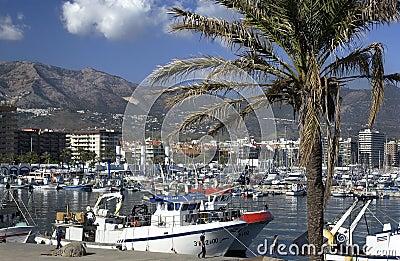 Fuengirola - Costa Del Sol - Spain Editorial Photography