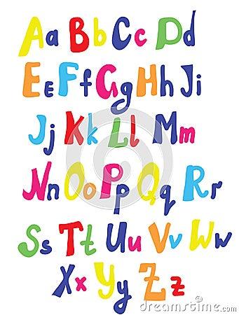 Descargar tipografias infantiles videos