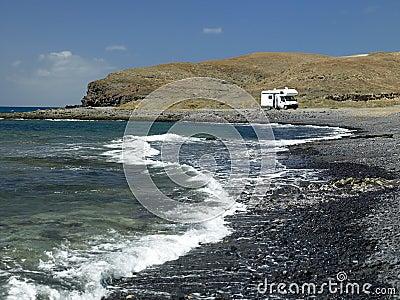 Fuerteventura - Canary Islands - Campervan