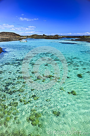 Fuerteventura Isla de los Lobos Bay 2