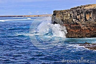 Fuerteventura Puerto de la Cruz Cliff