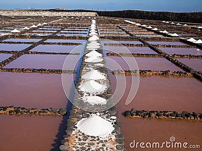 Fuerteventura Salt Pans, Canary Islands