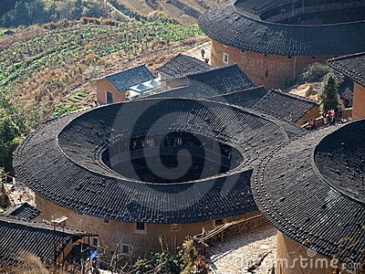 Fujian Tulou-special architecture of China
