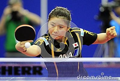FUKUHARA Ai (JPN) Editorial Image
