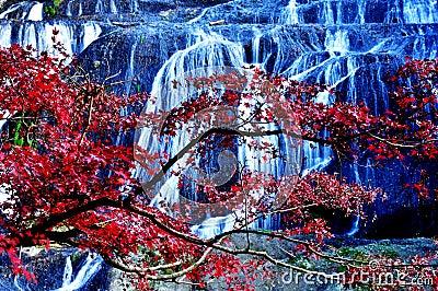 Fukuroda Waterfall Japan