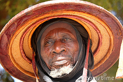Fulani man Editorial Stock Photo