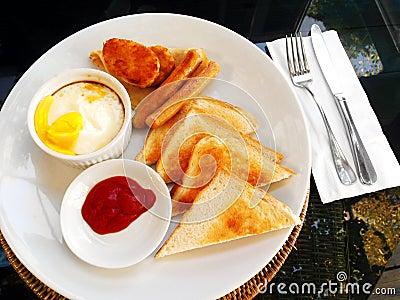 American Breakfast Royalty Free Stock Photo Image 29270375