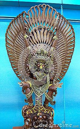 Full Body Garuda