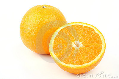 Full And Half Orange