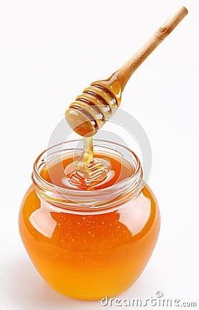 Full honey pot