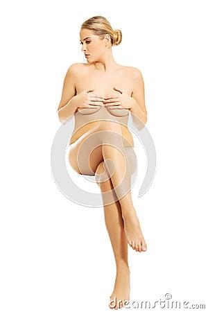 Nude College Athlete