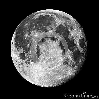 Free Full Moon Stock Photo - 3919620