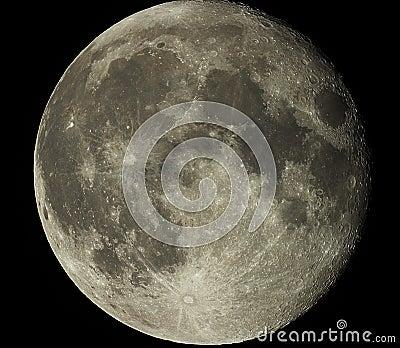 Full Moon Stock Photo - Image: 62839464