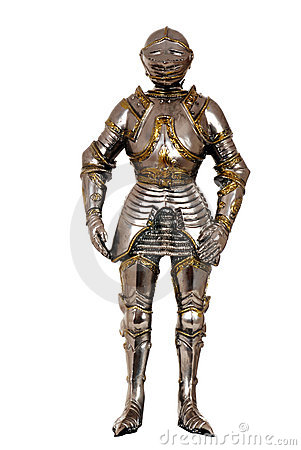 Free Full Suit Of Armour Stock Photos - 21093393