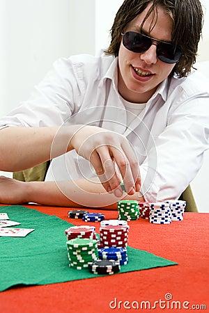 Full tilt poker player