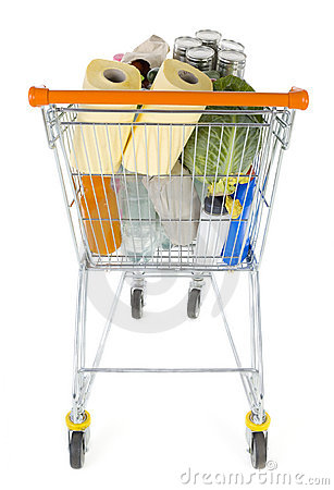 Full trolley