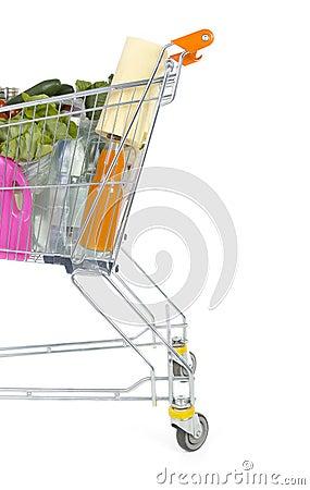 Full trolley
