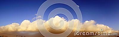 Full view of cloud
